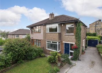 Thumbnail 3 bed semi-detached house for sale in Sherwell Grove, Allerton, Bradford, West Yorkshire