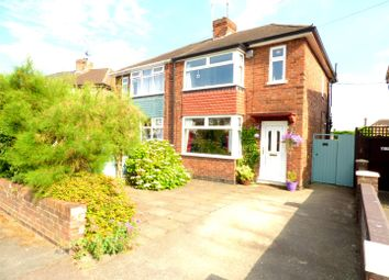 Thumbnail 3 bed property for sale in Conway Avenue, Borrowash, Derby