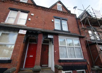 Thumbnail 7 bed terraced house to rent in Chestnut Avenue, Hyde Park, Leeds