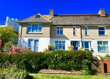 Thumbnail 3 bed end terrace house for sale in Penwerris Lane, Falmouth, Cornwall