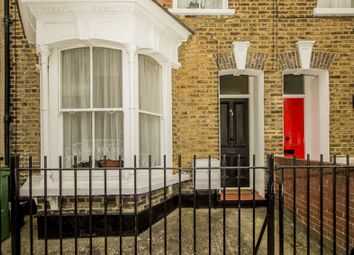 Thumbnail 3 bed terraced house for sale in Brocklehurst Street, London