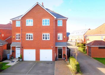 Thumbnail 4 bed semi-detached house for sale in Abbey Park Way, Wychwood Village, Weston