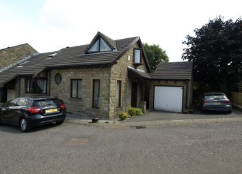 Thumbnail 3 bed semi-detached house for sale in Heathfield Mews, Golcar, Huddersfield