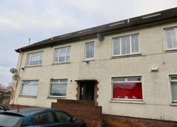 Thumbnail 1 bed flat for sale in Woodneuk Street, Airdrie