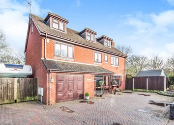 Thumbnail 5 bed detached house for sale in Tamworth Road, Fillongley, Coventry