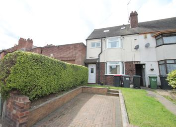 Thumbnail 4 bed end terrace house for sale in Coleshill Road, Atherstone