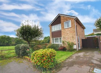 Thumbnail 3 bedroom detached house for sale in Meadowlands Close, Parc Seymour, Caldicot