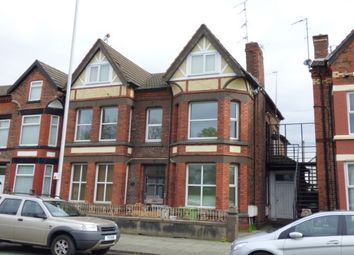 Thumbnail 3 bed flat to rent in Park Road East, Birkenhead