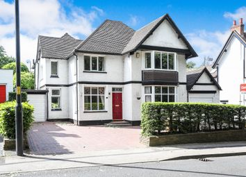 Thumbnail 5 bedroom detached house for sale in Thornhill Road, Streetly, Sutton Coldfield