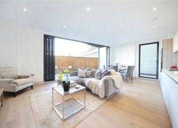 Thumbnail 3 bedroom flat to rent in York Road, Battersea, London