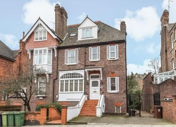 Thumbnail Flat for sale in Daleham Gardens, Hampstead