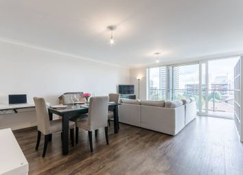 Thumbnail 1 bed flat for sale in Boardwalk Place, Canary Wharf
