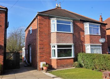 Thumbnail 3 bed semi-detached house for sale in Westfield Drive, Fulford