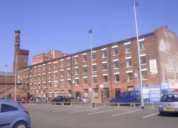 Thumbnail 2 bed flat to rent in Cross Street, Ashton-Under-Lyne