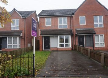 2 bed semi-detached house for sale in Edward Street, St. Helens WA9