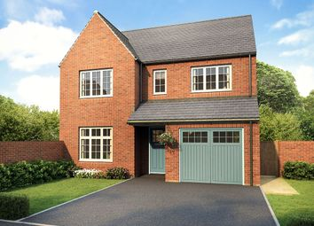 """Thumbnail 4 bedroom detached house for sale in """"Oxhill"""" at Bloxham Road, Banbury"""