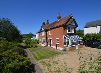 Thumbnail 4 bed detached house for sale in Petworth Road, Witley, Godalming