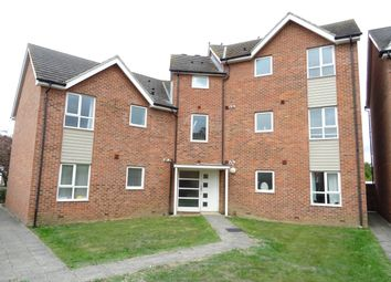 Thumbnail 2 bed flat for sale in Abbots Croft, Roakes Avenue, Addlestone