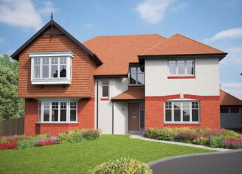 Thumbnail 4 bed detached house for sale in The Marlow, Kingswood Manor, Woolton