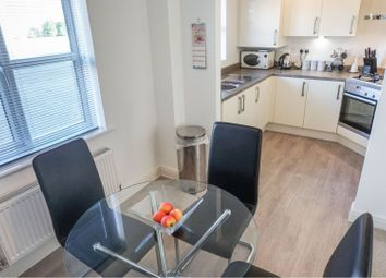 Thumbnail 2 bed flat for sale in Gilbert Drive, Warrington