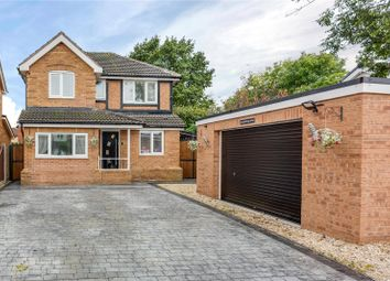 Thumbnail 4 bed detached house for sale in Kempton Drive, Dunsville, Doncaster, South Yorkshire
