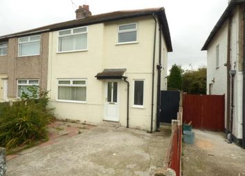 3 bed semi-detached house for sale in Valley Drive, Great Sutton, Ellesmere Port, Cheshire CH66