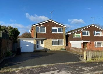 Thumbnail 3 bed property to rent in Dacombe Drive, Poole