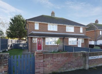 Coronation Close, Broadstairs CT10. 2 bed semi-detached house for sale