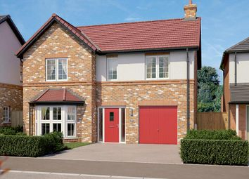 "Thumbnail 4 bed detached house for sale in ""The Norbury"" at Rectory Lane, Guisborough"