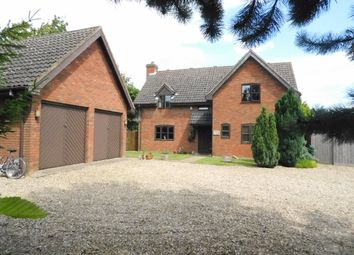 Thumbnail 4 bed detached house for sale in Ofton Road, Ringshall