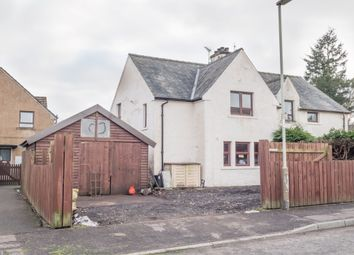 Thumbnail 3 bed semi-detached house for sale in Duriehill Road, Edzell, Brechin