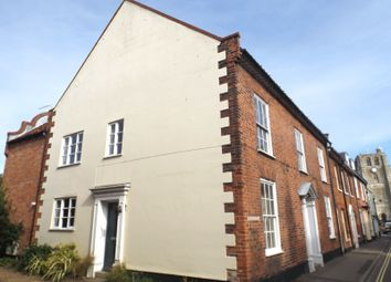 Thumbnail 2 bedroom end terrace house for sale in Ballygate, Beccles