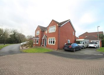 Thumbnail 4 bed property for sale in Meadowland Close, Leyland