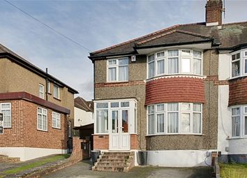 Thumbnail 3 bedroom end terrace house for sale in Linden Way, London