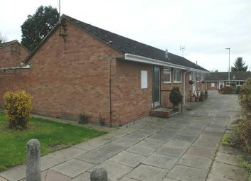 Thumbnail 2 bed terraced bungalow for sale in Queens Court, Ledbury