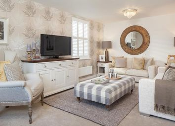 """Thumbnail 3 bed detached house for sale in """"Hadley"""" at Leigh Road, Wimborne"""