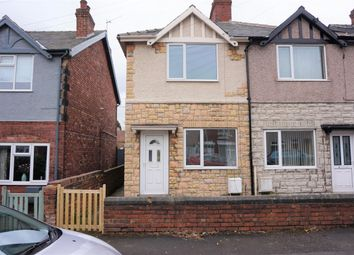 3 bed semi-detached house for sale in Victoria Avenue, Staveley, Chesterfield S43