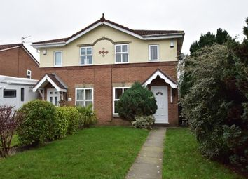 Thumbnail 2 bed semi-detached house for sale in Bishopdale Close, Feniscowles, Blackburn