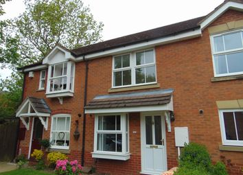 Thumbnail 2 bed terraced house to rent in Miniva Drive, Sutton Coldfield