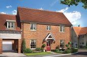 Thumbnail 4 bed link-detached house for sale in Cromer Road, Holt, Norfolk