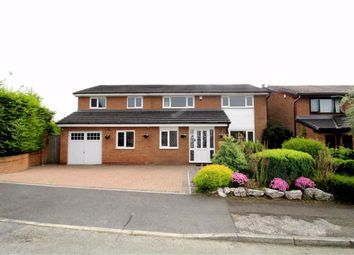 5 bed detached house for sale in Hey Croft, Whitefield, Manchester M45