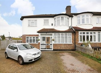 Thumbnail 4 bed semi-detached house for sale in Bradley Road, London
