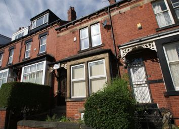 Thumbnail 6 bed terraced house to rent in Burchett Grove, Woodhouse, Leeds