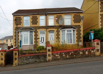 3 bed semi-detached house for sale in Hengoed Road, Hengoed CF82