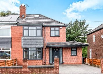 Thumbnail 4 bed semi-detached house for sale in Sparth Road, Manchester, Greater Manchester, Clayton Bridge