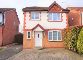 Thumbnail 3 bed detached house for sale in Cadbury Close, Liverpool