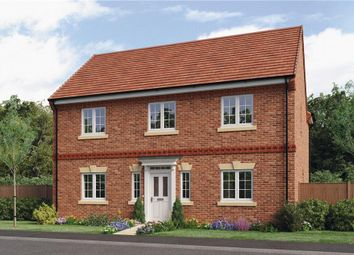 "Thumbnail 4 bed detached house for sale in ""Birchwood"" at Luke Lane, Brailsford, Ashbourne"