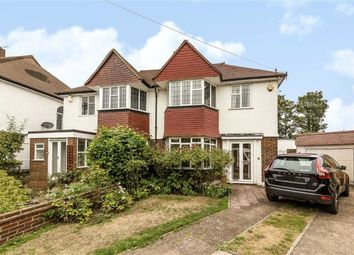 3 bed semi-detached house for sale in St. Julian's Close, London SW16