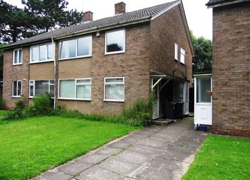 Thumbnail 2 bed maisonette for sale in Lomaine Drive, Kings Norton, Birmingham