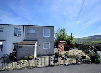 Thumbnail 3 bedroom semi-detached house for sale in 10, Glan Gwy, Rhayader, Powys